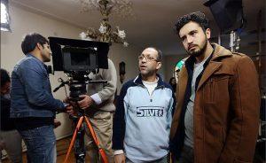 داریوش غذبانی، کارگردان فیلم «خماری» مهرداد صدیقیان