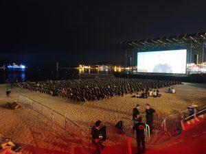 سینما ساحلی جشنواره کن