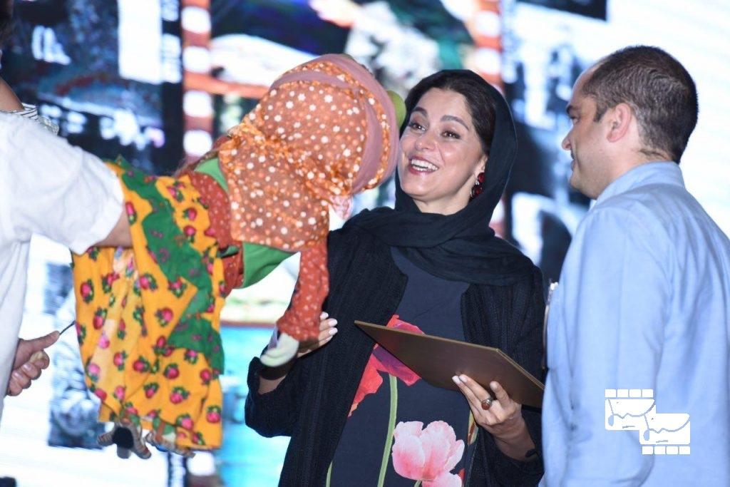 مراسم سومین جشن عکاسان سینمای ایران در باغ موزه قصر