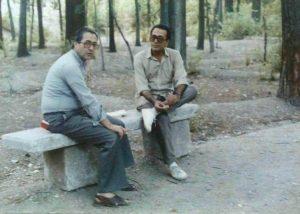 احمدرضا احمدی کیارستمی