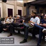 نشست رسانه ای جشن کتاب سال سینمایی