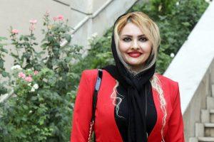 یازدهمین جشن انجمن منتقدان و نویسندگان سینمایی عکس سحر لطفی (۱)