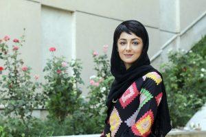 یازدهمین جشن انجمن منتقدان و نویسندگان سینمایی عکس سحر لطفی (۲)