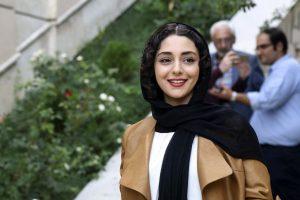 یازدهمین جشن انجمن منتقدان و نویسندگان سینمایی عکس سحر لطفی (۳)