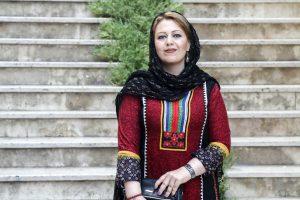 یازدهمین جشن انجمن منتقدان و نویسندگان سینمایی عکس سحر لطفی (۵)