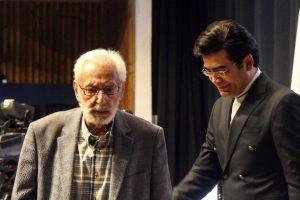 فرزاد حسنی جمشید مشایخی عکس سحر لطفی