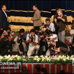 مراسم تودیع صالحی امیری و معارفه دکتر صالحی وزیر ارشاد