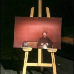 مراسم تولد و بزرگداشت محمد چرمشیر
