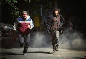 بهرام رادان و محسن کیایی