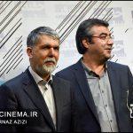 بازدید سیدعباس صالحی از یازدهمین جشنواره سینما حقیقت