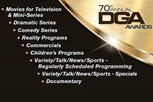 جوایز انجمن کارگردانان آمریکا