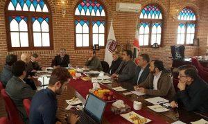 دیدار وزیر ارشاد با صنوف سینمایی