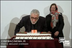 سی امین نشست صمیمانه هنرمندان به مناسبت تولد مسعود رایگان