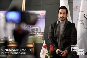 کامران تفتی در معرفی فیلم ماهورا در مراسم دو قدم تا سیمرغ