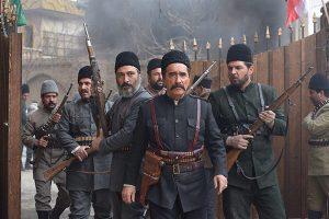 ستار خان سریال ایراندخت
