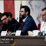 نشست خبری فیلم چهارراه استامبول