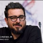 محسن کیایی در نشست خبری فیلم چهارراه استامبول