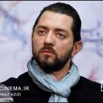 بهرام رادان در نشست خبری فیلم چهارراه استامبول