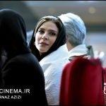 سحر دولتشاهی در نشست خبری فیلم چهارراه استامبول