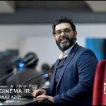مصطفی کیایی در نشست خبری فیلم چهارراه استامبول