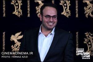 محمد حسین مهدویان در اکران فیلم لاتاری در سینما رسانه