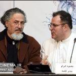 نشست رسانه ای فیلم بانوی قدس ایران