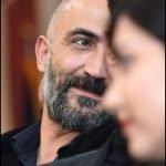 هادی حجازی فر در نشست خبری فیلم لاتاری