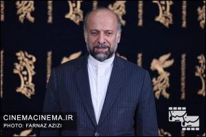 محمدمهدی حیدریان رییس سازمان سینمایی