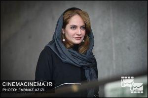 مهناز افشار در مراسم اکران فیلم دارکوب