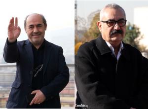 کمال تبریزی و فرزاد موتمن