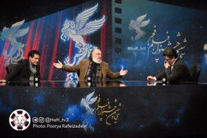 برنامه هفت رضا رشیدپور داریوش ارجمند حمید زرگرنژاد