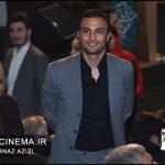 امیر جدیدی در مراسم اختتامیه جشنواره فیلم فجر
