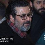 فرهاد اصلانی در مراسم اختتامیه جشنواره فیلم فجر