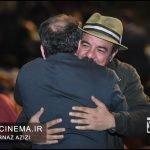 سعید آقاخانی در مراسم اختتامیه جشنواره فیلم فجر