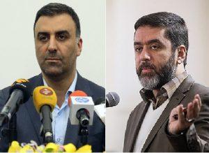 ابراهیم داروغهزاده و محمود رضوی
