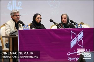 نشست فیلم ویلایی ها در جشن فیلم یزد