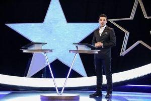 اشکان خطیبی مسابقه پنج ستاره