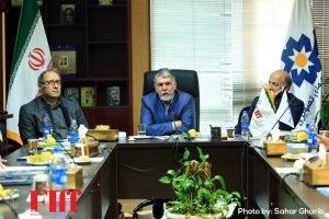دیدار وزیر ارشاد با عوامل جشنواره فجر