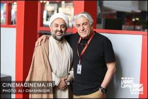 رضا کیانیان و محمدرضا زایری
