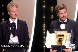 ادوارد دونت برنده جایزه بهترین فیلم اول برای فیلم دختر