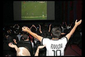 فوتبال سینما