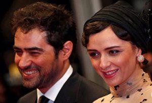 ترانه علیدوستی و شهاب حسینی