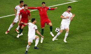 بازی+ایران+و+پرتغال