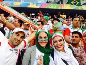 هنرمندان در جام جهانی