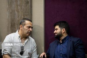 مراسم گرامیداشت ناصر ملک مطیعی