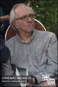 محمد علی نجفی در دومین سالگرد فوت عباس کیارستمی