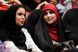 مژده لواسانی در  اکران خصوصی فیلم مستند «سریک»