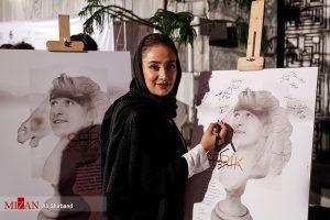بهاره افشاری در  اکران خصوصی فیلم مستند «سریک»