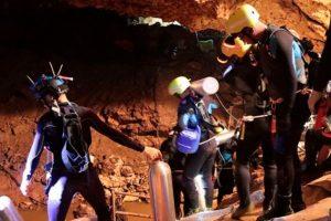 غار تایلند