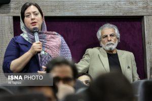منوچهر شهسواری در نشست خبری بیستمین جشن خانه سینما